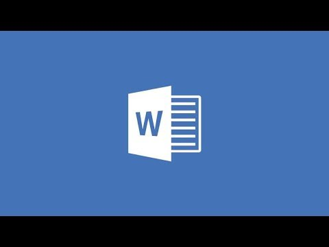 Insert A Cover Page In Word Document