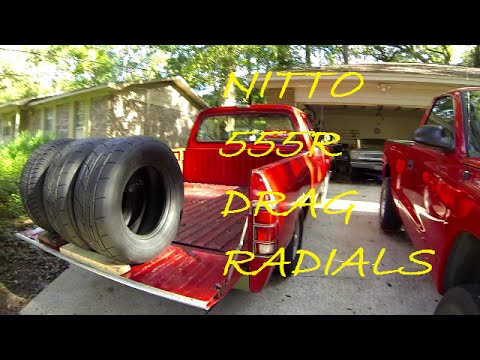 Nitto 555R Drag Radial Review