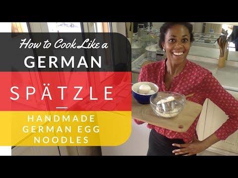 Spätzle: German Egg Noodles (Homemade, Traditional & Classic)