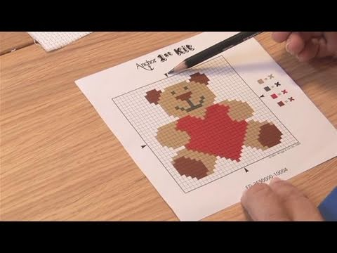 How To Start A Cross Stitch Pattern