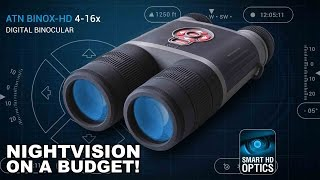 ATN BinoX! Nightvision Viewer on a Budget