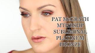 Pat McGrath MTHRSHP Subliminal Platinum Bronze   JDMM
