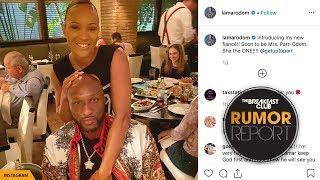 Lamar Odom Announces Engagement Via Social Media
