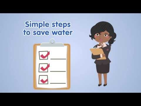 Simple Steps to Save Water