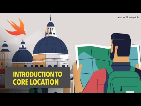 Get User Current Location with Swift | Introduction to Core Location