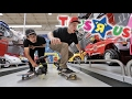 Building a SKATEPARK in Toys R Us! *KICKED OUT 3 TIMES*
