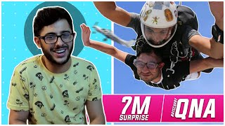I JUMPED OFF A PLANE | CARRYMINATI QnA 2019