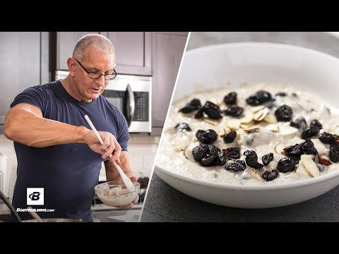 Chef Robert Irvine's Healthy Oats Recipes 3 Ways