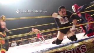 Rey Mysterio S 619 Kills Mexican Wrestler El Hijo Del Perro Aguayo