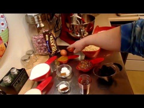 Using Dehydrated Pumpkin in a classic Oatmeal Cookie Recipe