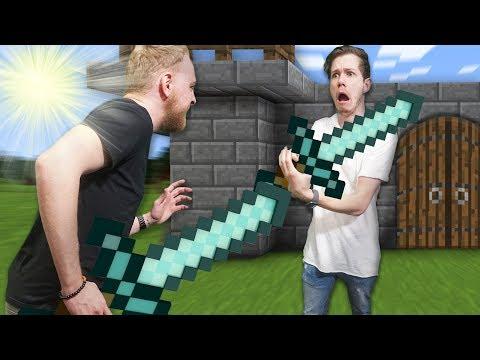Defend The Base Challenge! | Minecraft [Ep 18]