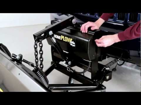 Installation How To Video - DIY Snow Plow : The HomePlow™ by Meyer®