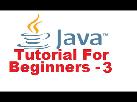 Java Tutorial For Beginners 3 - Creating First Java Project in Eclipse IDE
