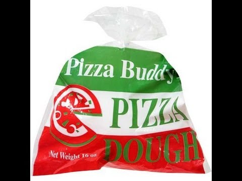 Pizza Buddy (Ready to use) Pizza Dough