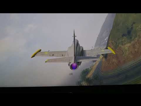Ultimate GTA 5 Jet Flying