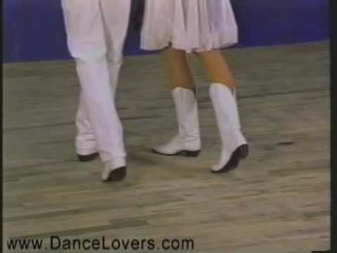 Learn to Dance the Country Two Step - Volume 5 - Ballroom Dancing