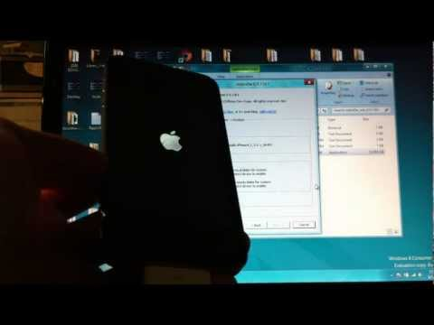 Como Hacer el Downgrade iPhone 4s, iPad 2/3 con Redsn0w de iOS 5.1.1 a iOS 5.0.1