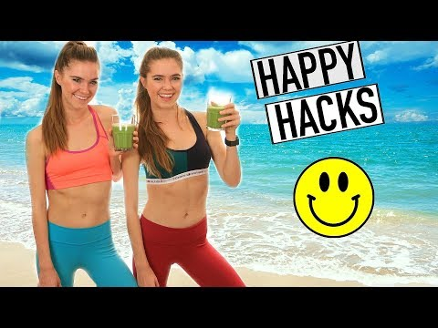 10 Life Hacks To Be Happy - My Morning Routine