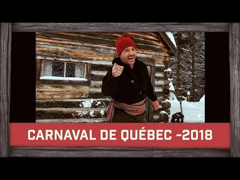 Let's meet at the Carnaval De Québec!