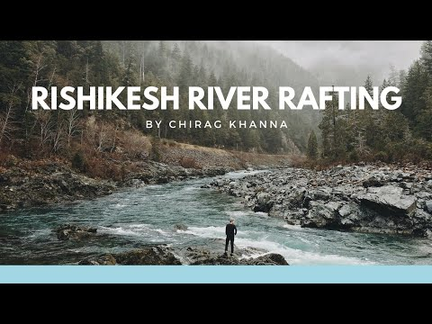 Rafting At Rishikesh | Full experience with instructions and Footage | Cheapest Rafting In Rishikesh