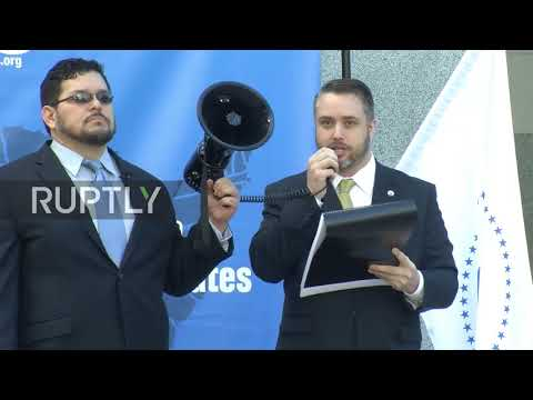 USA: 'We want a divorce' – Calexit supporters march for Cali independence