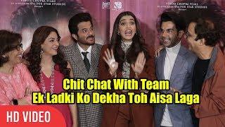 Ek Ladki Ko Dekha Toh Aisa Laga  First Look  Anil Kapoor Sonam Kapoor Rajkummar Rao Juhi Chawla