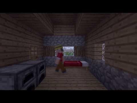 Minecraft Xbox 360 Machinima - The Quest for Diamonds