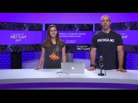 Build, Test, Distribute, and Monitor Xamarin apps with Visual Studio Mobile Center