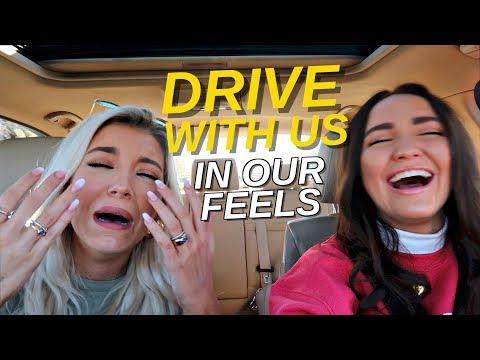 drive with me | in my feels playlist ft keaton milburn