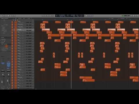 Layering Custom Samples In Logic