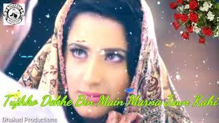 Best Bollywood Song   whatsaap status   naina Bollywood song with lyrics   Arjun Creations   full HD