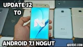 Lineage OS 14 1 for Samsung Galaxy J200H Nougat 7 1 2 - The