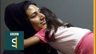 Why I left my kids - BBC Stories