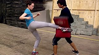 """STAR WARS 7 """"Stunts and Fights"""" Featurette"""