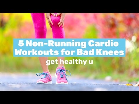 5 Non Running Cardio Workouts For Bad Knees