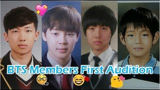 Download BTS Members First Audition (Pre-Debut) Video
