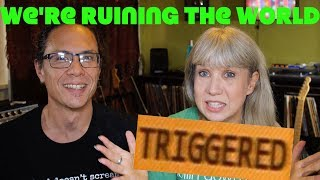 Reacting To 10 Ways Vegans Are Ruining The World