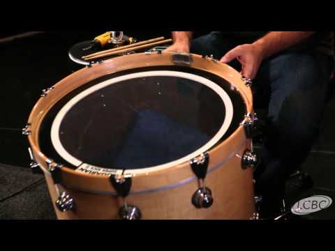 Tuning a Kick Drum - Drum Tuning #10