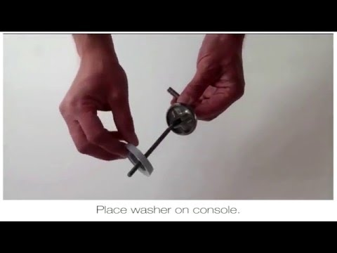 How To Fit A Pressalit B13 Toilet Seat Hinge