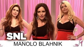 Download Porn Stars: Manolo Blahnik - SNL Video