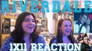 "RIVERDALE 1X11 ""TO RIVERDALE AND BACK AGAIN"" REACTION"