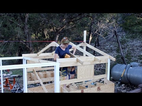 Build A Chicken Coop - Part 2