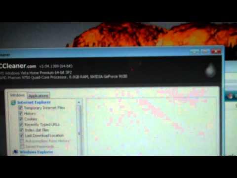 how to make Windows Vista run faster!!!!!