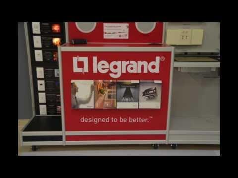 Legrand: Mini Experience Center in Ontario, Canada