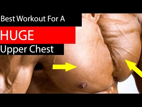 Best Chest Workout for a HUGE Upper Chest!