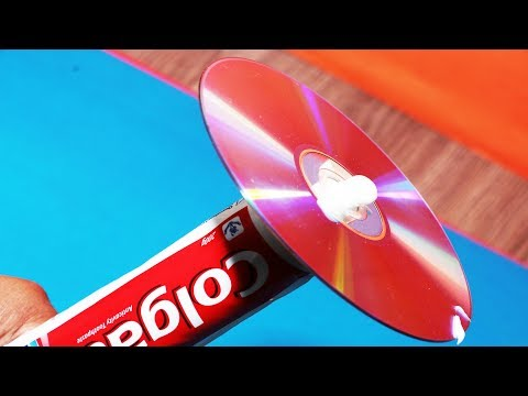 How To Fix A Scratched DVD OR CD With Toothpaste