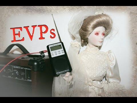 Portal Box Session with eBays Famous Creepy China Doll 👻💀👹