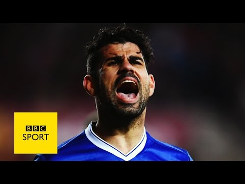 Everyone's Talking About Diego Costa - BBC Sport