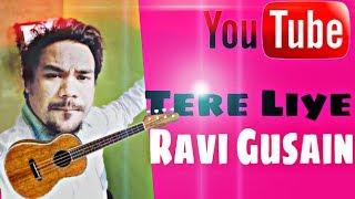 Tere Liye - Veer - Zaara   Cover   Song by   Ravi Gusain   Sophie Ji    