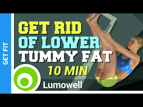 Abs And Belly Fat Workout To Get Rid Of Lower Tummy Fat